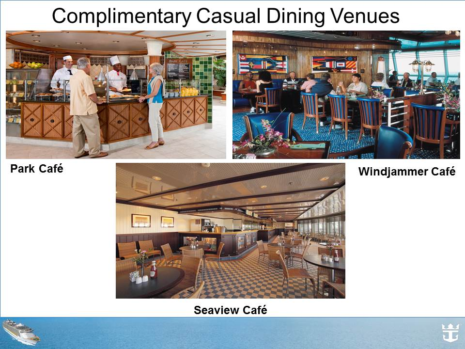 Dining Options 2